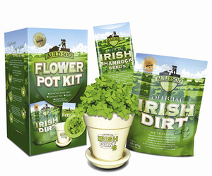 Irish Dirt Shamrock Growing Kit