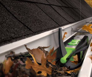 iRobot Looj - Gutter Cleaning Robot (w/ Video)