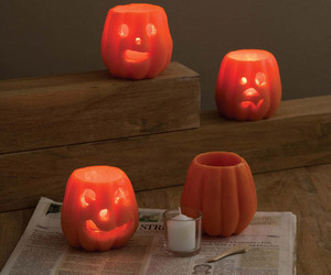 Jack-O-Wax - Carvable Pumpkin Candles
