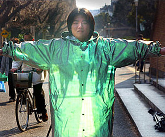 Japanese Scientist Invents Invisibility Cloak & More!