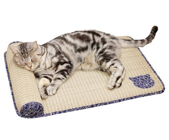 Japanese Tatami Mat Cat Bed