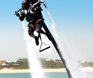 JetLev Flyer - Water-Powered Jetpack