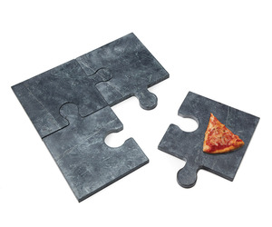Jigsaw Puzzle Soaps