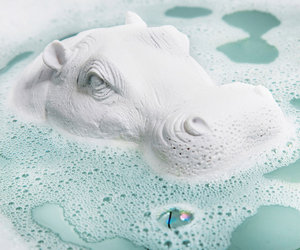 Joe the Hippo Bath Plug