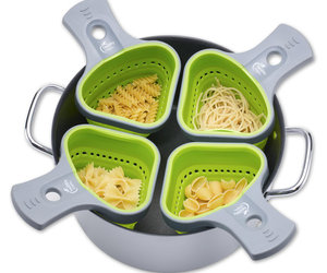 Portion Control Pasta Baskets