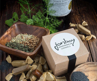 Jonboy Caramels - Artisanal Boozy Caramels For Grown-Ups
