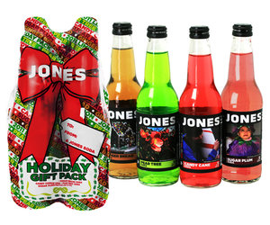 Jones Soda 2011 Holiday Pack