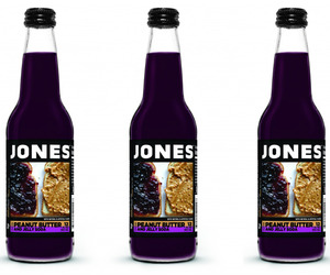 Jones Soda Peanut Butter And Jelly Soda