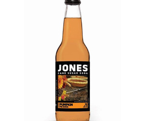 Jones Soda Pumpkin Pie Soda