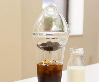 Kikkerland Coffee Drip Cold Brewer