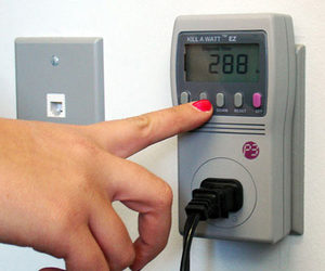 Kill-A-Watt EZ - Electricity Cost Power Meter