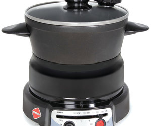 KitchenStir - Self Stirring Electric Pot