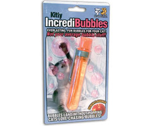 Kitty IncrediBubbles - Long-Lasting Bubbles for Cats