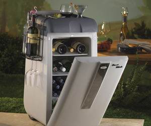 Koolatron - Portable Bar On Wheels