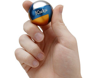 Kuku - Impenetrable Metal Puzzle Ball