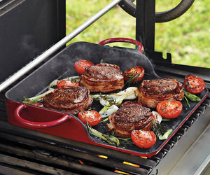 La Plancha Cast-Iron Griddle