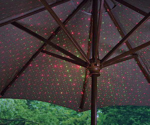 Laser Light Show Umbrella Light