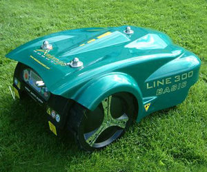 LawnBott LB3500 - Robotic Lawn Mower and Bluetooth-Compatible!