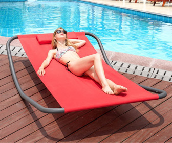LazyDaze Rocking Hammock Chair