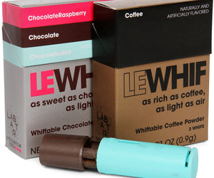 Le Whif - Breathable Chocolate and Coffee
