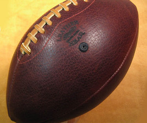 Leather Head Handmade Footballs