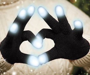 LED Glow Gloves