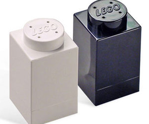 LEGO 1X1 Salt & Pepper Shakers