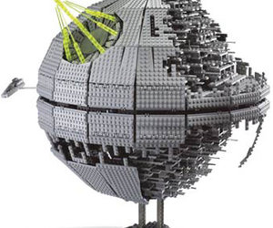 LEGO Star Wars Death Star II - 3441 Pieces!!!