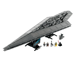 LEGO Star Wars Super Star Destroyer Executor