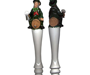 Leprachaun Beer Tap Handle