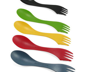 Light My Fire Spork - Spoon / Fork / Knife Combo Utensil