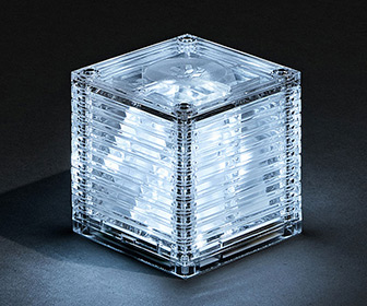 LightBox - Illuminated Multi-Layer Puzzle Box