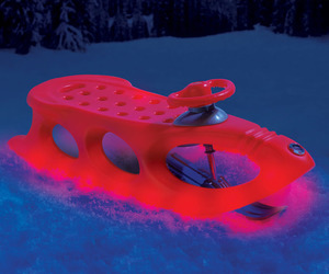 Lighted Alpine Performance Sled