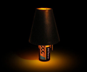 Little Lamp - Just a Battery and a Lamp!