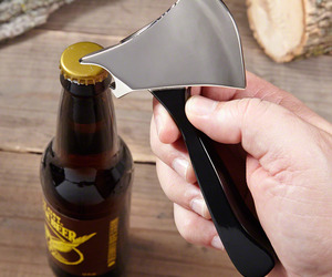 Lumberjack Axe Beer Bottle Opener