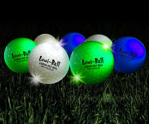 Lumiball - LED Lighted Golf Balls