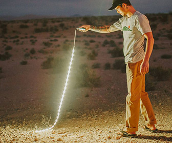 Luminoodle - Waterproof LED Light Rope / Lantern