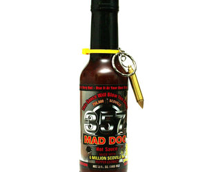 Mad Dog 357 Hot Sauce w/ Bullet