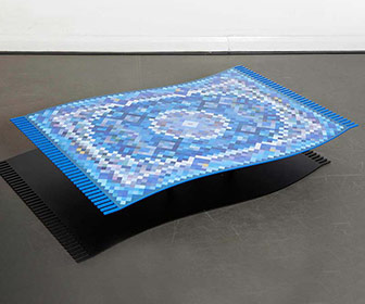 Magical Flying Carpet Coffee Table