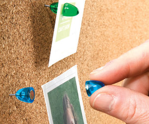 Magnetic Push Pins