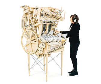 Marble Machine Orchestra