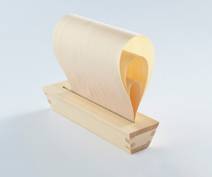 Mast Eco Humidifier - Made From Natural Japanese Cypress Wood