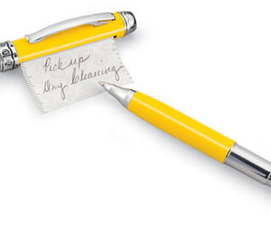 Memo Pen - Pen and Paper In One!
