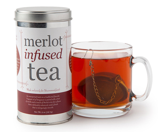 Merlot Infused Tea