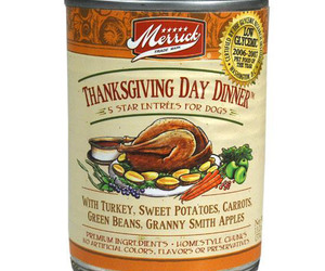 Merrick Thanksgiving Day Dinner Dog Food