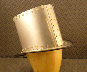 Metal Top Hat
