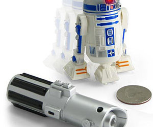 Mini R/C R2-D2 Action Figure