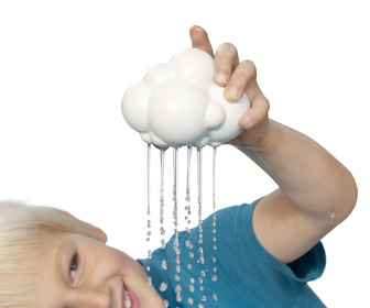 Moluk Plui Rain Cloud Baby Toy