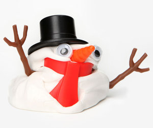Mr. Frost - Melting Snowman Kit