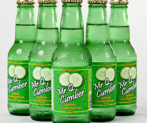 Mr. Q. Cumber - Sparkling Cucumber Soda